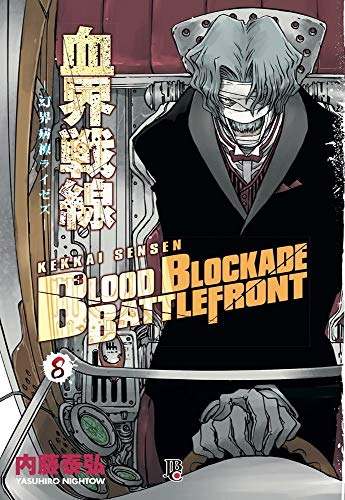 Blood Blockade Battlefront - Vol. 8