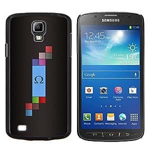 TECHCASE---Cubierta de la caja de protección para la piel dura ** Samsung Galaxy S4 Active i9295 ** --Omega