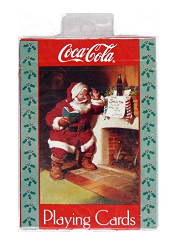 (Sealed Deck Santa Claus Coca-Cola Advertising Playing Cards)