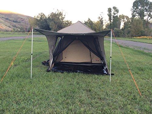 Black Pine Sports Supreme 6-Person Turbo Tent & Black Pine Sports Supreme 6-Person Turbo Tent - Camping Companion