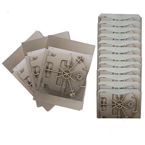 15-rfid-blocking-sleeves-by-rogue-industries-12-credit-card-and-3-passport-sleeves-platinum
