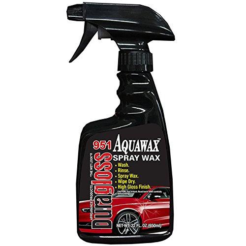 Duragloss 951 AquaWax Spray Wax, 650 ml Brother Research Inc