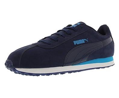 Puma Turin NBK Men US 9 Blue Sneakers: Amazon.in: Shoes