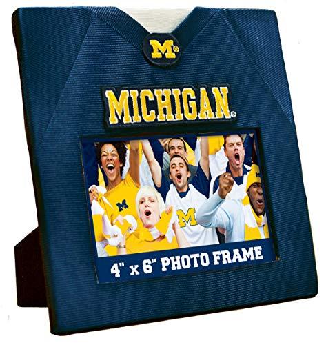 (MasterPieces NCAA Michigan Wolverines Uniformed Frame)