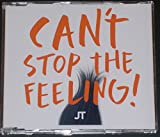 Can't Stop The Feeling!: CD Single - UK Edition