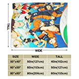 Haikyuu Classic Anime character collection poster