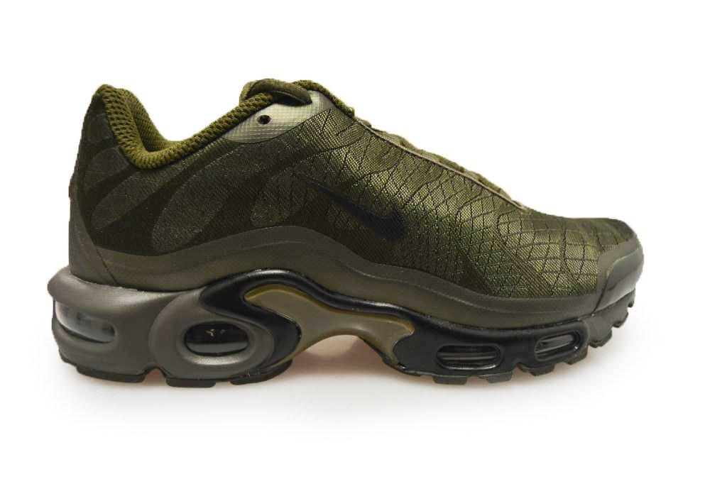 Nike Luft Max Plus JCRD Herren Laufschuhe 845006 Turnschuhe  405 EU|medium olvie black 200