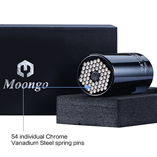 Moongo ETC 120A Socket Universal Adapter product image