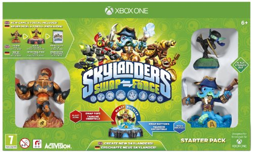 Skylanders Swap Force - Starter Pack by Activision