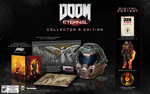 One Collector - Doom Eternal - Xbox One Collector's Edition