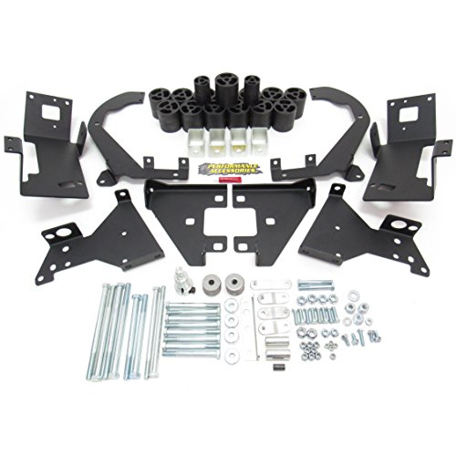 Performance Accessories (10293) 3″ Body Lift Kit for Chevy Silverado