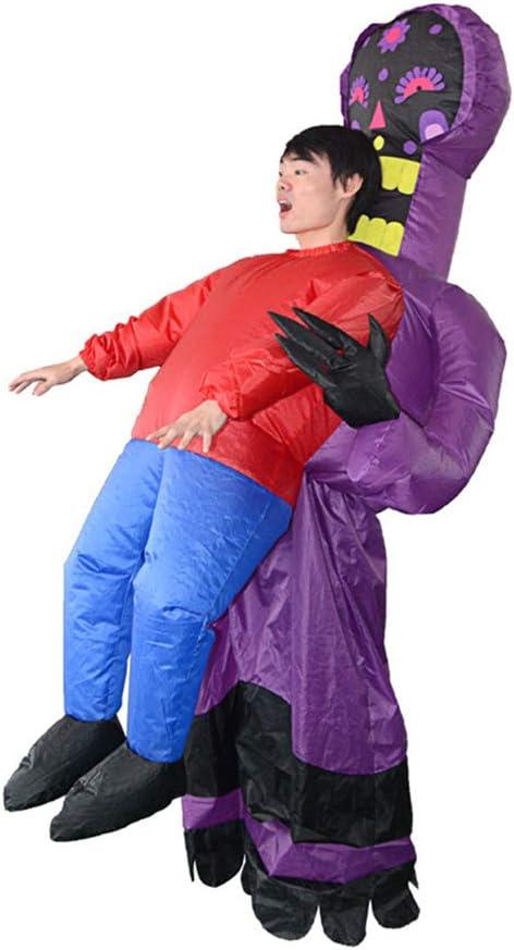 YBBDHD Disfraz De Fantasma Inflable De Halloween Spoof Cosplay ...