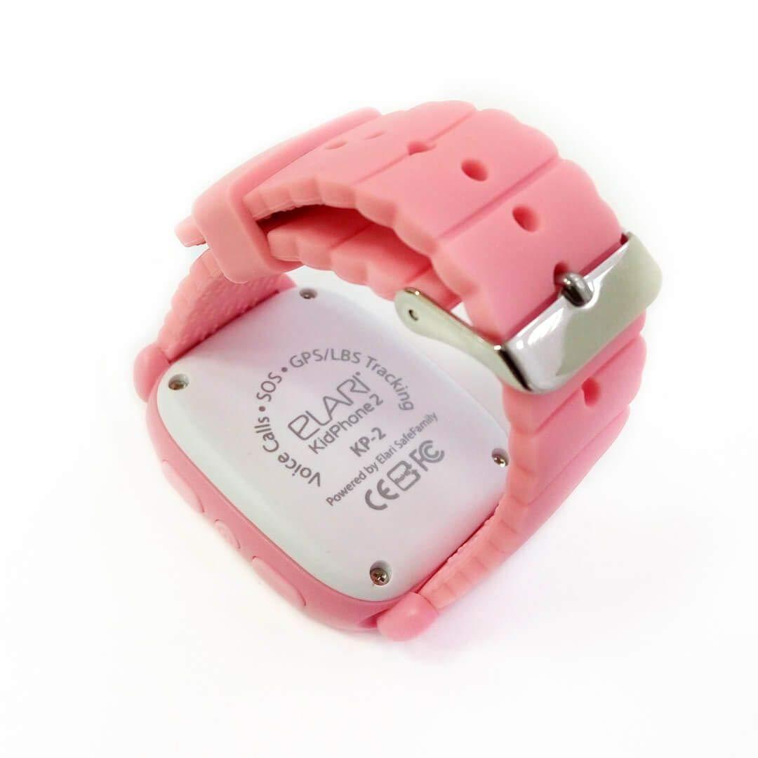Elari KidPhone 2 Reloj Inteligente Rosa TFT 3,66 cm (1.44