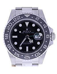 Rolex GMT Master automatic-self-wind mens Watch 116710LN (Certified Pre-owned)