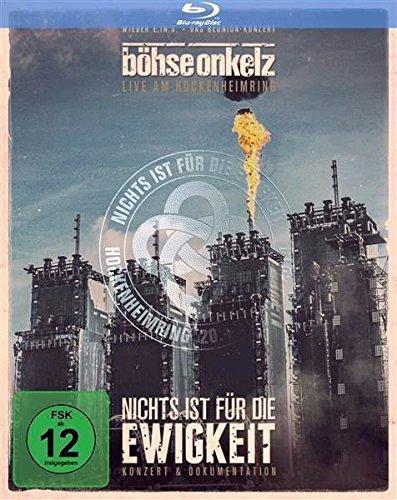 : Böhse Onkelz - Nichts ist für die Ewigkeit/Live am Hockenheimring 2014 [Blu-ray] (Blu-ray)