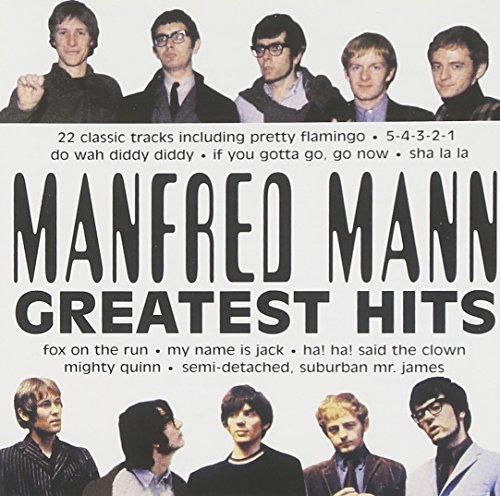 MANFRED MANN - ~Cd-OrigMercury72879 - Zortam Music