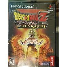 Dragonball Z Budokai Tenkaichi Playstation 2