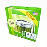 Ball Wide Mouth Canning Lids 12 Dozen or 144 Lids Total