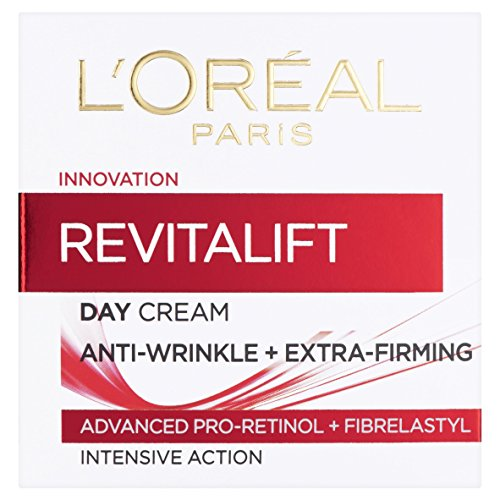 - L'Oreal Dermo-Expertise RevitaLift Anti-Wrinkle + Firming Day Cream For Face & Neck (New Formula) 50ml/1.7oz