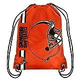 NFL Cleveland Browns Big Logo Drawstring Backpack