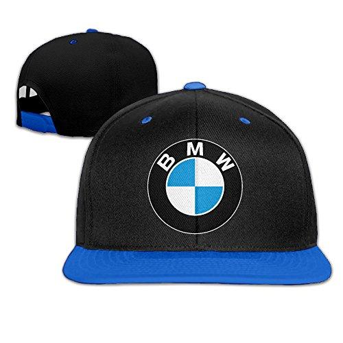 Price comparison product image Ogbcom Bmw Logo Snapback Adjustable Hip Hop Baseball Cap / Hat For Unisex