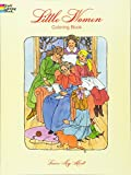 Image of Little Women Coloring Book (Dover Classic Stories Coloring Book)