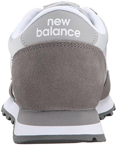 New Balance Womens Classics Traditionnels Mesh Trainers Grey