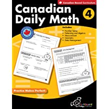 Canadian Daily Math Grade 4