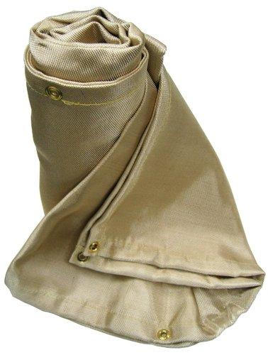 Lenco 08820 Welding Blanket,  5 Feet-8 Inch x 7 Feet-8 Inch