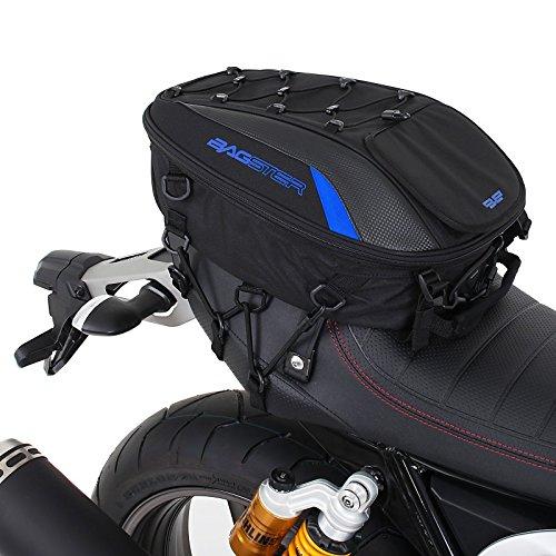 Borsa da Sella Moto Bagster Spider blu Yamaha MT-09