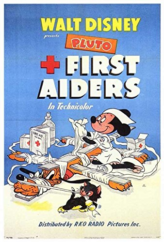 27 x 40 First Aiders Movie Poster