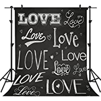 OUYIDA 6X9FT Seamless Valentines Day Theme Pictorial Cloth Customized Photography Backdrop Background Studio Prop VDD016A