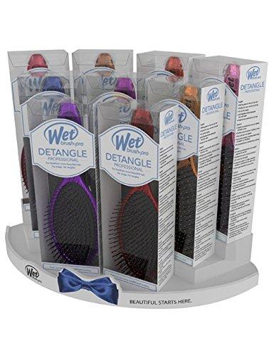 Wet Brosse goutte d'eau Ensemble de cheveux de vacances, 9pièces JD BEAUTY ZWP830HOL9
