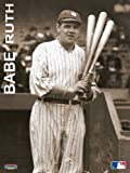 Official MLB Licensed Babe Ruth 4.5x6 Plaque