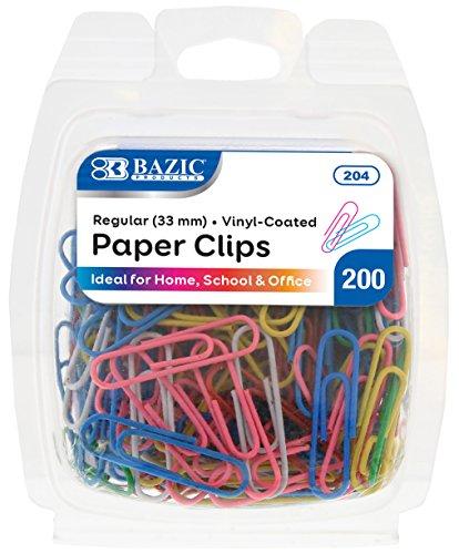BAZIC Regular Color Paper Assorted