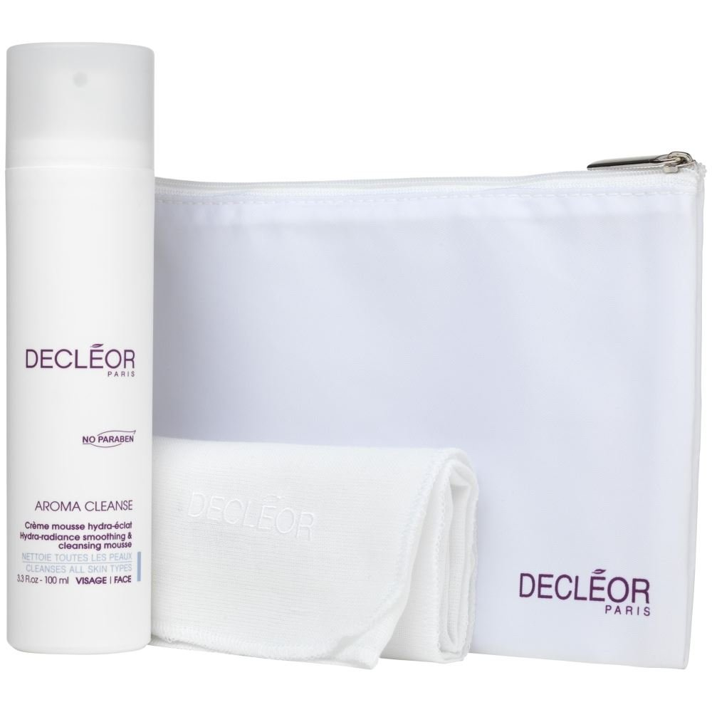 Decléor Hydra-Radiance Smoothing & Cleansing Mousse 100ml