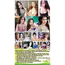 Herbal Set for Shemale Breast Enlargement Add Female Hormone Anti Testosterone Slender Soft and Smooth Skin Ladyboy Sex Change Transgender Capsules (2 bottles)