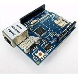 イーサネットシールド for Arduino (micro SD, Wiznet W5100)