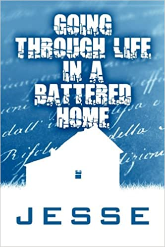 Book Going Through Life in a Battered Home