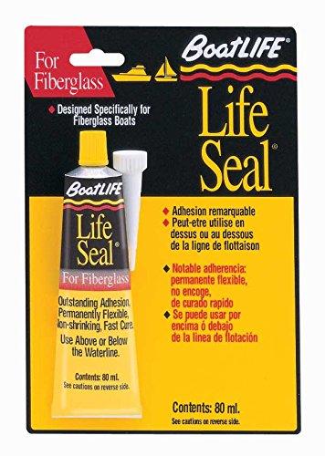Boat Life Lifeseal Sealant Tube, (Boatlife Life Seal Silicone)