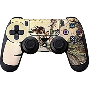 Skinit Decal Gaming Skin for PS4 Controller – Officially Licensed Tate and Co. Where The Wind Takes You Design