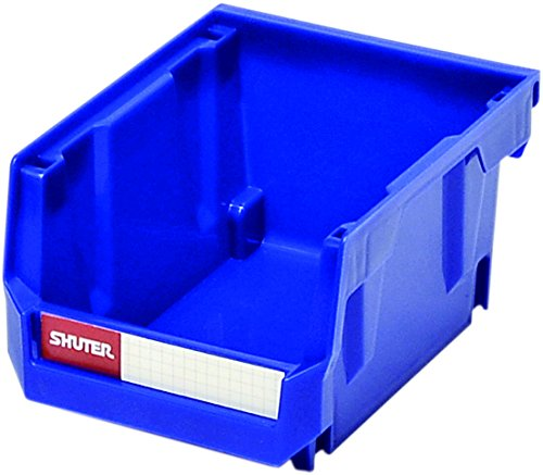 Shuter Ultra Storage Parts Bin 4'' x 5.4'' x 3'' -15 pack (1010000)
