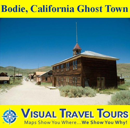 Bodie California Ghost Town - 3