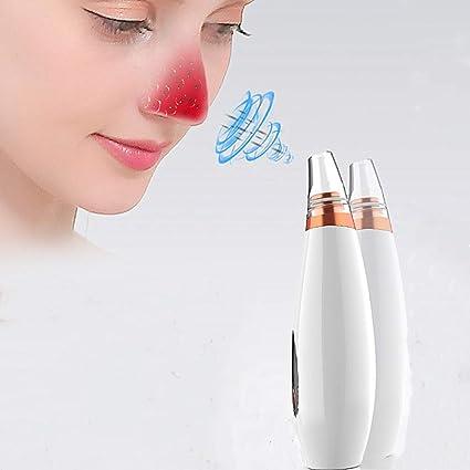 AOSIKA Plug-in USB dispositivo poros faciales de la espinilla eliminación de acné cuidado de la piel poros aspiradora for eliminar herramienta de succión de vacío acné facial AOSIKA: Amazon.es: Belleza