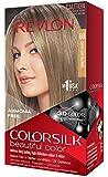 Revlon Colorsilk Beautiful Color, Dark Ash Blonde