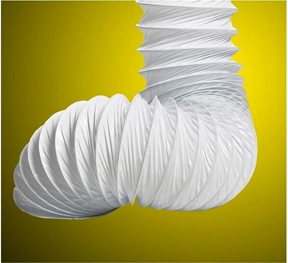 Wolfpack 5350105 - Tubo salida aire secadora, 102 mm x 3 metros: Amazon.es: Hogar