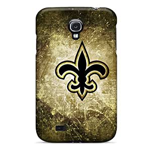 Zheng caseBrand New S4 Defender Case For Galaxy (new Orleans Saints)