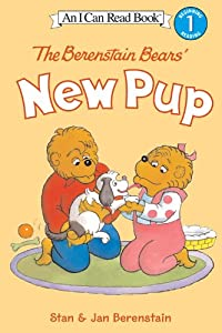 The Berenstain Bears' New Pup (I Can Read Level 1)