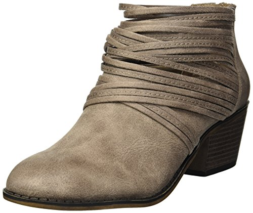 Fergalicious Women's Barley Ankle Boot, doe, 8 M US