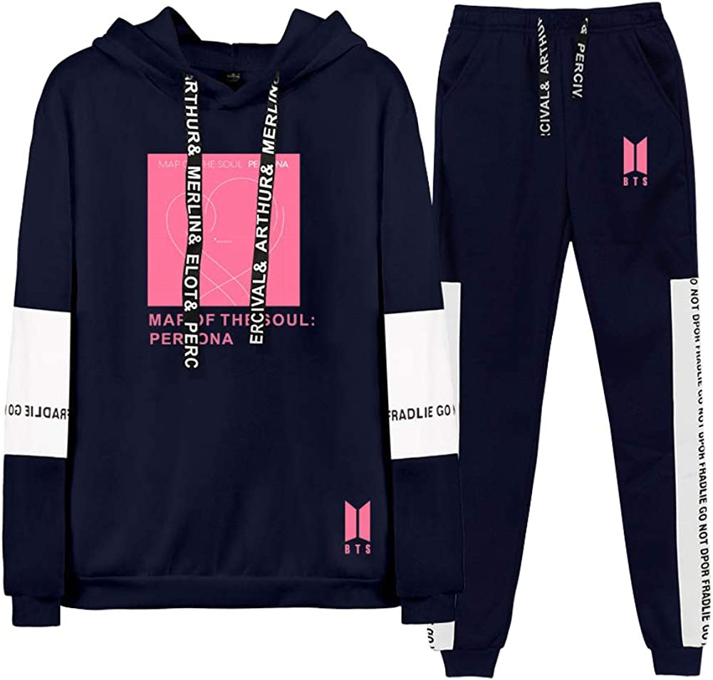 SISAY BTS Conjunto Dos Piezas Map of The Soul Persona Chandal ...